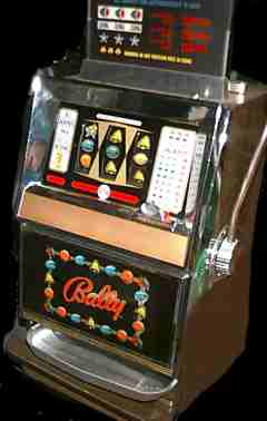 bally slot machine pictures